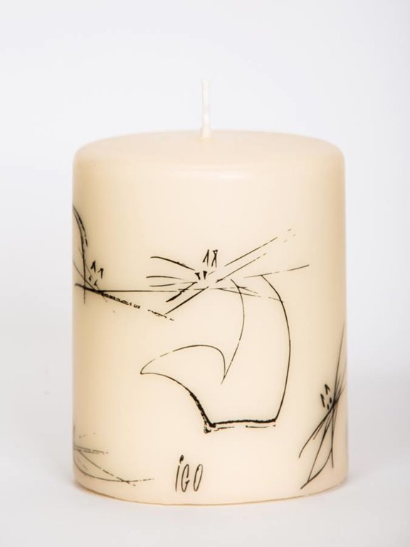 "Candle ""Cats"""