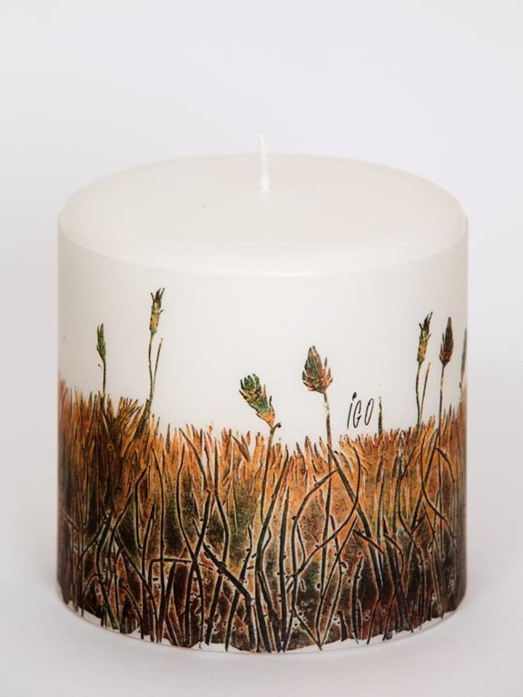 """Candle """"The Apparent Silence """""""