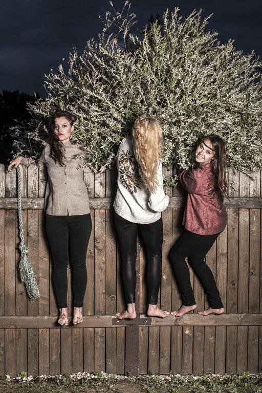Sieviešu blūze