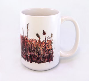 "Mug ""The Apparent Silence"""