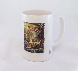 "Mug ""House in Tuscany"""